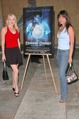 Alana Curry and Devin DeVasquez — Stock Photo