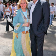 Genie Francis and Jonathan Frakes — Stock Photo #17240333