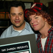 Постер, плакат: Jimmy Kimmel and Carrot Top