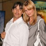 Постер, плакат: Anthony Kiedis and girlfriend Celesta