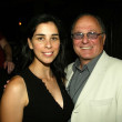 Постер, плакат: Sarah Silverman and Bud Friedman