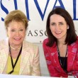 Постер, плакат: Mary Higgins Clark and Carol Higgins Clark