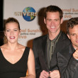 Постер, плакат: Kate Winslet Jim Carrey and Mark Ruffalo