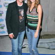 Brandon Davis and Mischa Barton — Stock Photo