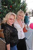 Charlene Tilton and daughter Cherish Tilton — Stock Photo