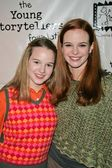 Kay Panabaker and Danielle Panabaker — Stock Photo