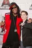 Lil Jon and Ryan Pinkston — Stock Photo
