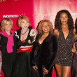 Vivica A. Fox, Debbie Harry and En Vogue — Stock Photo