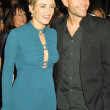 Постер, плакат: Kate Winslet and Director Marc Forster
