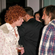 Carrot Top and David Arquette — Stock Photo