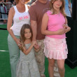 Michael Chiklis and family — Foto de Stock