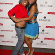 Cicily Sewell and Angell Conwell — Stock Photo