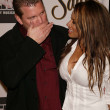 Traci Bingham and John Yarbrough — Stock Photo #17257913