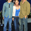 Adam Brody, Rachel Bilson and Chris Carmack — Stockfoto #17258505