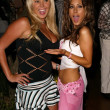 Mary Carey and Kerri Kasem — Stockfoto