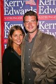 Scott Foley, Marika Dominczyk — Stock Photo