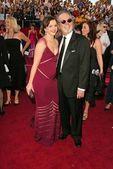 Amber Tamblyn and Russ Tamblyn — Stock Photo