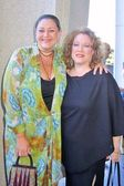 Camryn Manheim and Adele Agin — Stock Photo