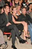 Kate Winslet, Jim Carrey — Stock Photo