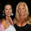 Stock Photo: Rebekah Del Rio and Mary Carey