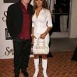 Stock Photo: Traci Bingham and John Yarbrough