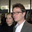Gary Oldman and his girlfriend Ailsa Marshall — Lizenzfreies Foto