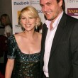 Scarlett Johansson and Gabriel Macht — 图库照片