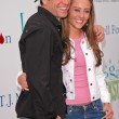 T.J. Lavin and Lauren C. Mayhew — Foto Stock #17269985