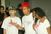 Nigo and Pharrell Williams — Stock Photo