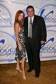 Phoebe Price and VP — Stock Photo