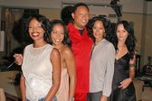 Jill Marie Jones, Golden Brooks, Reggie Hayes, Tracee Ellis Ross and Persia White — Stock Photo