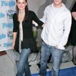 Rachel Bilson and Brett Harrison — Stock Photo #17278133