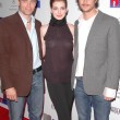 Stock Photo: Anson Mount, Anne Hathaway and Oliver Hudson