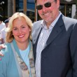 Genie Francis and Jonathan Frakes — Stock Photo #17270659
