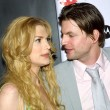 Постер, плакат: Thea Gill and Gale Harold