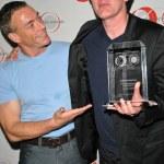 ������, ������: Jean Claude Van Damme and Quentin Tarantino