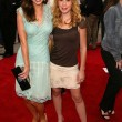 Ashley Jones and Tara Lipinski — Stock Photo