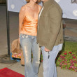 图库照片: Michael Chiklis and wife Michelle