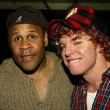 Постер, плакат: Rondell Sheridan and Carrot Top