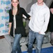 Rachel Bilson and Brett Harrison — Stock Photo