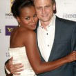 Kerry Washington and David Moscow — Stock Photo #17279835