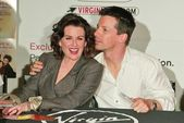 Megan mullally y sean hayes — Foto de Stock