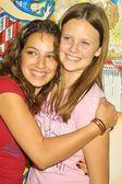 Vanessa Lengies and Sarah Ramos — Stock Photo