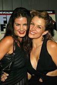 Rana Fisher and Alicia Arden — Stock Photo