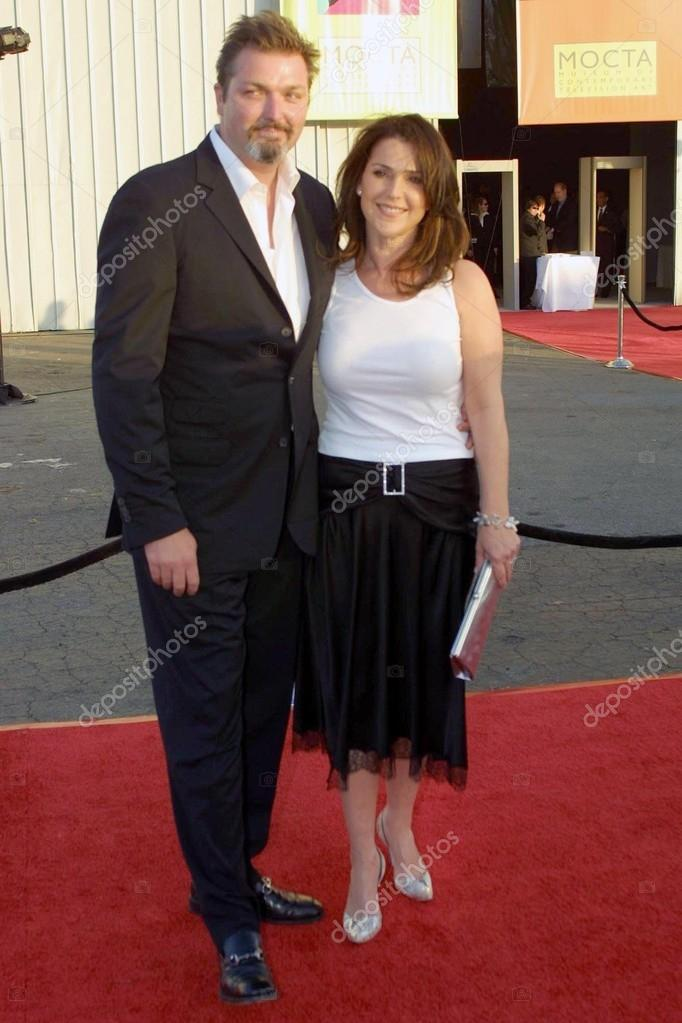 Peri Gilpin and christian vincent