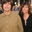 Composer Thomas Newman and wife Ann — Stock Photo