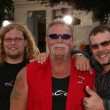 Michael Teutul, Paul Teutul Sr. and Paul Teutul Jr. — Stock Photo