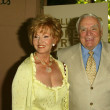 Ernest Borgnine and wife Tovah — Stock Photo