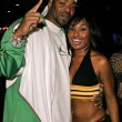 Method Man and Angell Conwell — Stock Photo