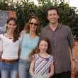 Charles Shaughnessy and family — Stock Photo #17283689
